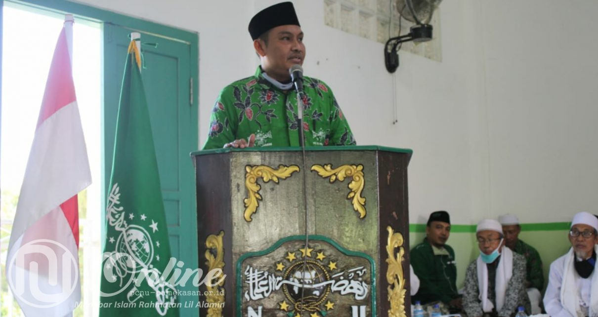 Ketua PCNU Pamekasan, KH. Taufik Hasyim